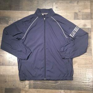 {Adidas} Men's Full Zip Jacket Sz XL